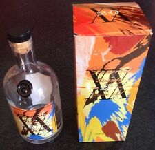 Damien Hirst limited edition brandy bottle and box, unique Xmas gift