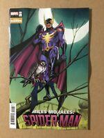 Miles Morales: Spider-Man #25 Pacheco Heroes Reborn Variant Marvel 2021