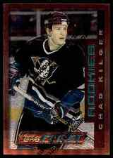 1995-96 Topps Finest Chad Kilger Rookie #81