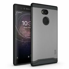TUDIA Slim-Fit MERGE Dual Layer Protective Cover Case for Sony Xperia XA2 Ultra