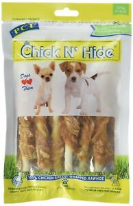 Pet Center Chick n' Hide Dog Treats, 1 package of 6 treats