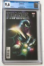 Thanos #13 CGC 9.6 Alburquerque Variant - 1st Cosmic Ghost Rider- HTF