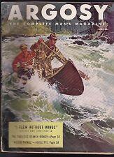 Argosy Magazine Erle Stanley Gardner Charles Evers  June 1950