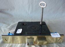 "Mortise lock/latch Marked: R&E Mfg Co.5 1/2"" Cast Brass Face. W/KEY (per lock)"