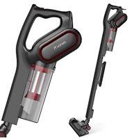 iTvanila Vacuum Cleaner, Stick Bagless Vacuum 600W Corded 2 In 1 Handheld W/HEPA