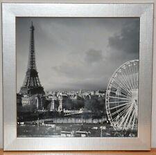 Cadre Paris Tour Eiffel 22x22 cm