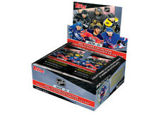 2020-21 Topps NHL Hockey Sticker Collection Box New/Sealed