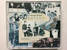 Anthology 1 by The Beatles (CD, Nov-1995, 2 Discs, Apple/Capitol) w/48 page book
