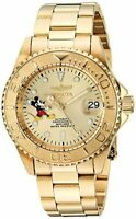 Invicta Mens Disney Limited Ed. Automatic Stainless Steel Casual Watch,