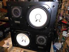 Vintage Yamaha NS10's Monitor Altavoz's