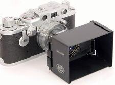 Leitz soopd Plegable Parasol Para Leica Summitar 1:2 F = 5cm & Summicron 5cm 1:2