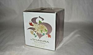 NIB S by Shakira eau florale eau de toilette spray 1 oz