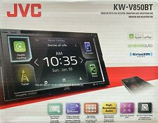 NEW JVC KW-V850BT 6.8