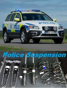 Volvo XC70 Police Car Suspension Kit Genuine 2008-2016 Spring High Performance