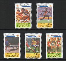 Uganda - 1991, Barcelona Olympics '92, MNH