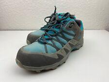 Inov-8 Roclite 282 Hiking Training Shoes Mens 7 Women 8.5 Blue/Grey Excellent!