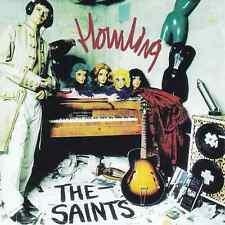 The SAINTS Howling New OOP CD Australian Punk Chris Bailey