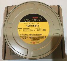 KODAK VISION 2 100T 5212 122M 400FT CAT 820 0701 3200K ECN-2