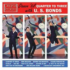 "Gary ""U.S."" Bonds, G - Dance Till Quarter to Three [New CD]"