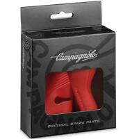 Campagnolo Ultra Shift EC-SR500 Ergo Replacement Brake Lever Hoods Red, Pair