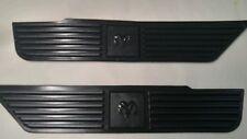 1987-1996 88 89 Dodge Dakota Rear Bumper  Tread Plate Moulding Trim OEM 18487