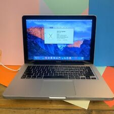 Apple MacBook A1278 LATE 2008 2.4GHZ 2GB 1067 Ram Not Pro! Screen Damage!
