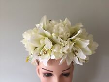 Flower crown / headband / Alice head band / bridal hairband