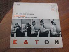Johnny Eaton - College Jazz: Modern, VG/VG+