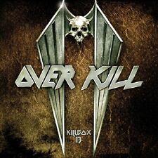 OVERKILL - KILLBOX 13 2 VINYL LP NEU