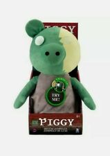 PIGGY Roblox Collectible Plush Series 1 - Deluxe Zompiggy with Sounds & Light Up