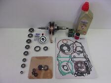 Kurbelwelle Motor Lager Filter Dichtsatz Simmerringe Öl Yamaha WR MT YZFR 125