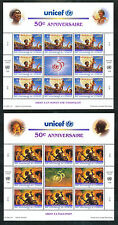VN/UNO Geneve 321 - 322 postfrisse vellen