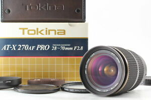 [Top MINT w/Box] Tokina AT-X PRO 28-70mm f/2.8 Lens for Minolta/Sony from Japan