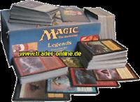 COMMON PACK 250 original Magic Karten Sammlung deutsch / german Lot