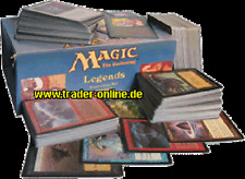 Common Pack 250 original Magic libro de mapas alemán/German Lot