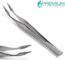 Carmalt Splinter Curved Tweezer 4.5