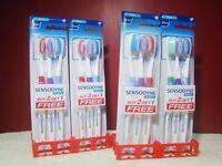 Sensodyne Sensitive Soft Bristles Soft Toothbrush GSK Lot of 12 Free Ship