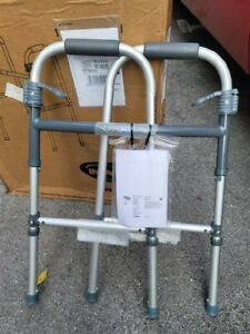 Invacare Dual Release Walker 6291 Series 300lbs Capacity Brand New In Box