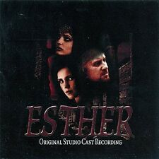 Esther the Musical - Original Studio Cast [New CD]