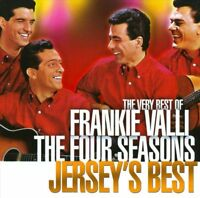 Frankie Valli / The Four Seasons JERSEY'S BEST: VERY BEST OF 30 Songs NEW 2 CD