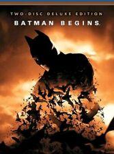 """Batman Begins"" 2-Disc/ Deluxe Edition Dvd Set, New/Sealed!"