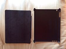 Ipad 2 Smart Cover And Case Black
