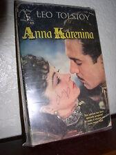 Anna Karenina by Leo Tolstoy (Pocket #515,1'st Prt,Feb.1948,PB,Abridged)