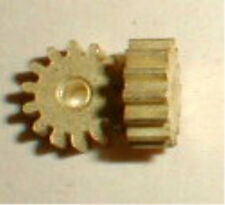 COX Regular  Brass Pinion Gear 13 Tooth 48 Pitch  .078 shaft motors NOS slot car