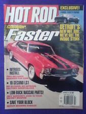 HOT ROD - FORD FORTY NINE - July 2001 vol 54 #7