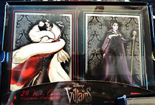 Disney Store Villains Designer Collection 24 Note Cards