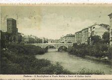 P365  Padova  Il Bacchiglione al Ponte Molino