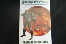 Ultimate Comics Avengers Vs. New Ultimates : Death of Spider-Man Graphic Novel H