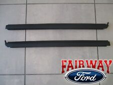99 thru 11 Ranger OEM Genuine Ford Window Belt Weatherstrip Molding Kit 2pc PAIR