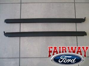 99 thru 11 Ranger OEM Genuine Ford Window Belt Weatherstrip Molding Kit 2pc PAIR